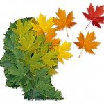 dementia Autumn leaves image