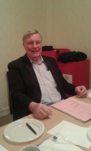 Paul Grafton, Chair