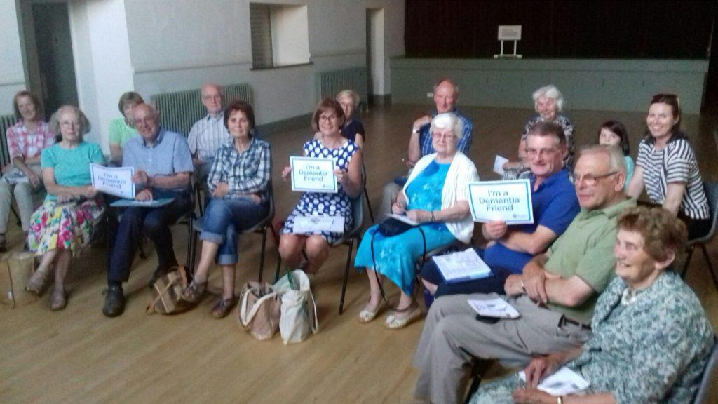 Dementia Friends at St Joseph's