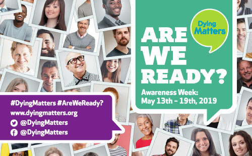 Dying Matters Week 2019